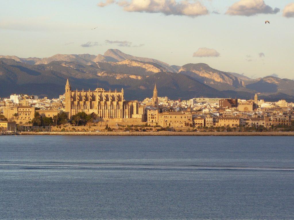 Mallorca landschaft see