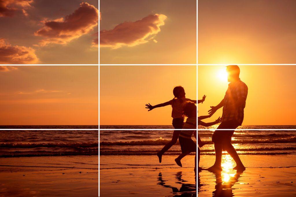 Fotografie tipps regel
