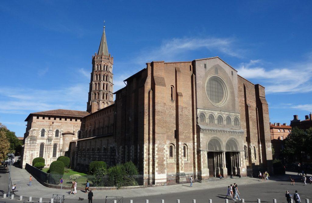 Toulouse Basilika