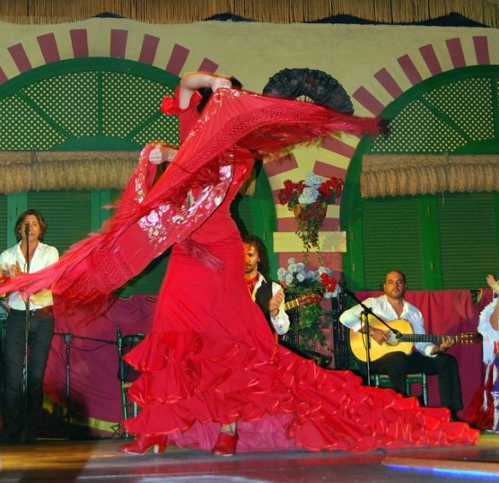 bucket list flamenco andalusien