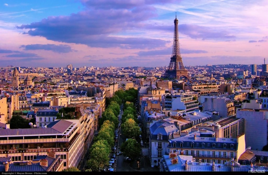 bucket list paris eiffelturm