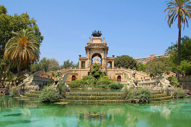 things to do in barcelona parc ciutadella