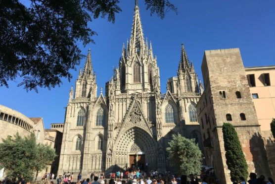 things to do in barcelona gotico