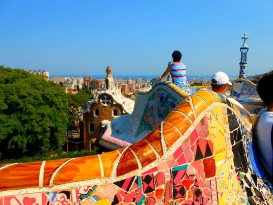 things to do in barcelona park güell