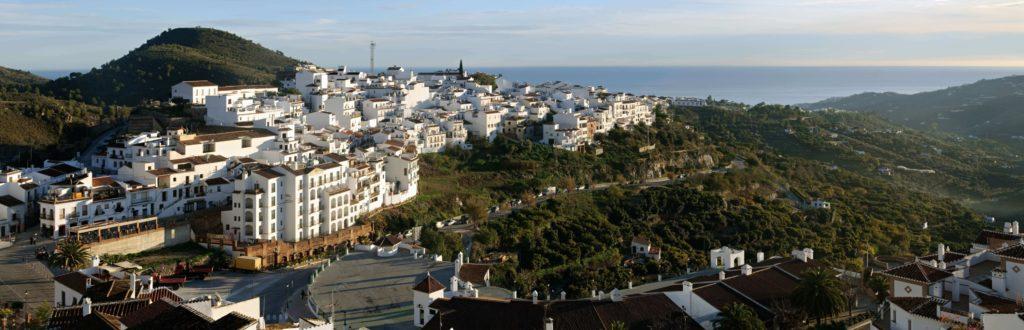 villages at the costa del sol frigiliana muchosol