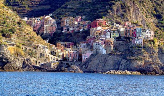 schönsten Orte der Welt cinque terre