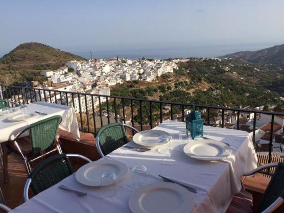 besten Restaurants in Málaga mirador