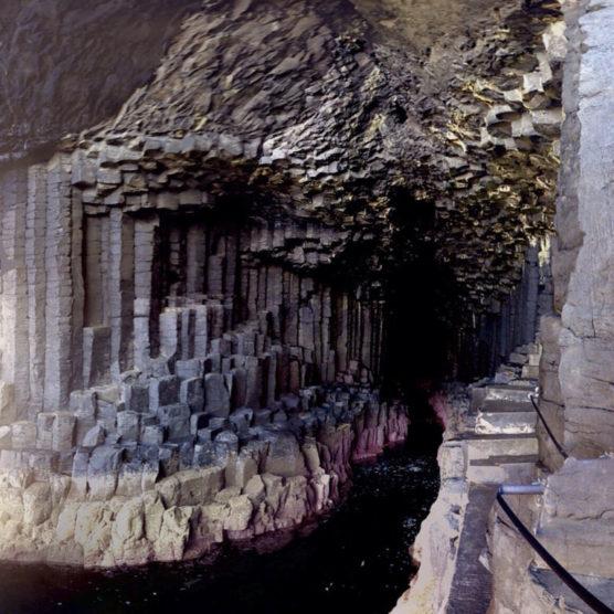 schönsten Orte der Welt fingal cave
