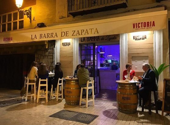 besten Restaurants in Málaga la barra