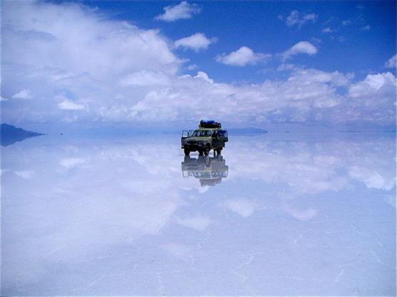 schönsten Orte der Welt salzwüste