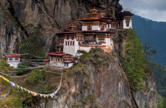 schönsten Orte der Welt bhutan