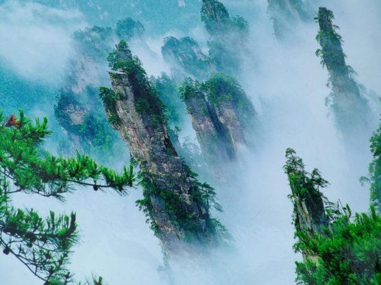 schönsten Orte der Welt tianzi