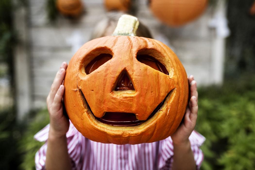Basteln für Halloween header