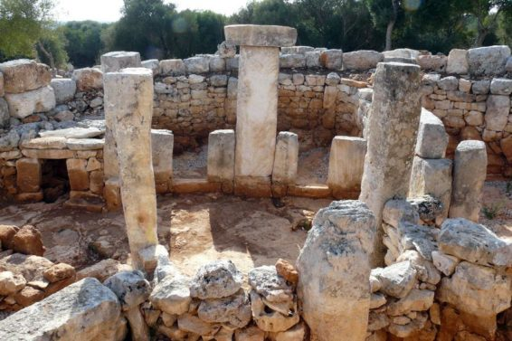 3-Tage-Menorca-Torre-den-galmes