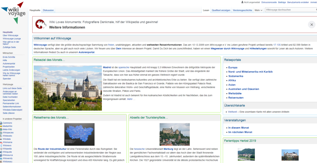 Reise-planen-Wikivoyage