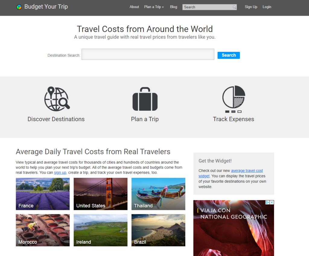 Reise-planen-budget-your-trip