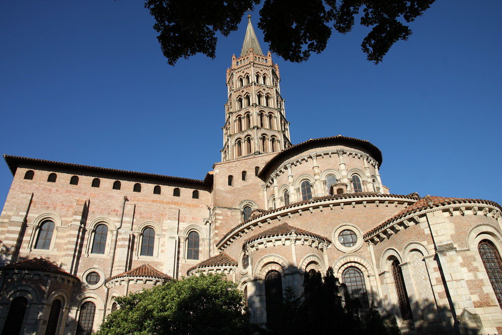 3-Tage-in-Toulouse-Basilika-St-Sernin