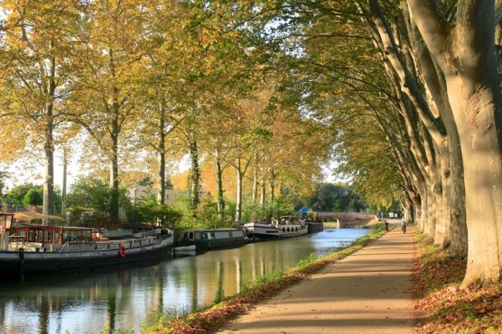 3-Tage-in-Toulouse-Canal-du-midi