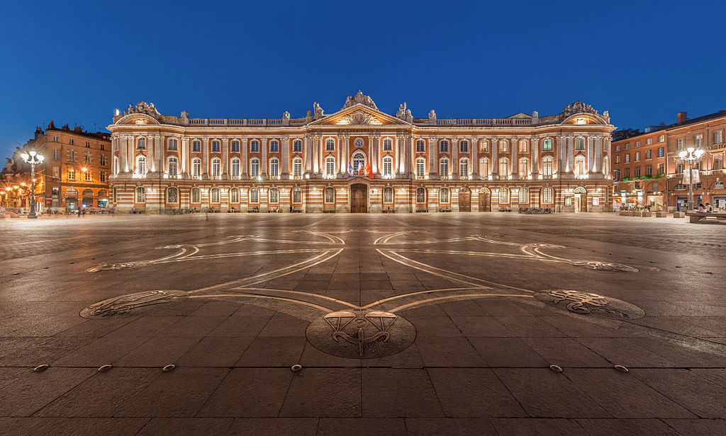 3-Tage-in-Toulouse-Place-du-capitole