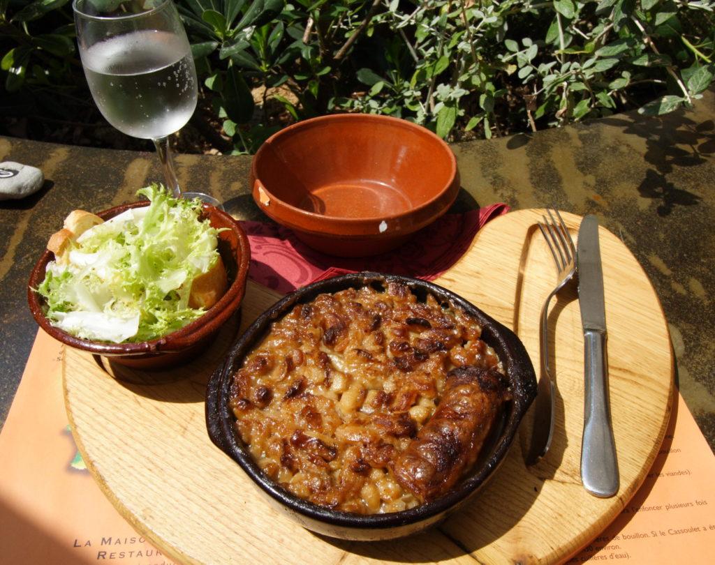 Gerichte-von-Toulouse-Cassoulet