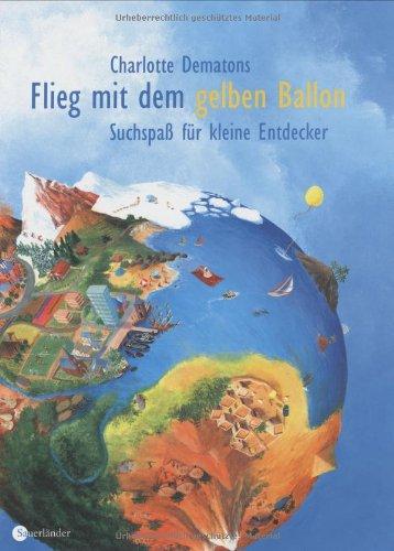 Reisebücher-für-Kinder-Der-gelbe-Ballon